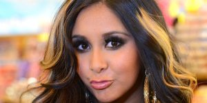 """a0796e08cc39c Before her reality TV role on """"Jersey Shore"""" in 2009, Snooki was actually  studying to be a vet tech."""